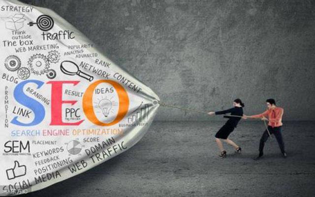 seo优化公司什么样的更可靠呢